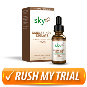 Sky CBD - Reduce Pain, Stress, Anxiety, And More Naturally | Free Trial